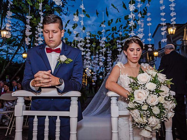 El matrimonio de Sara y Juan Pablo en Cali, Valle del Cauca 33