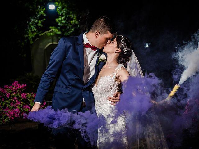 El matrimonio de Sara y Juan Pablo en Cali, Valle del Cauca 35