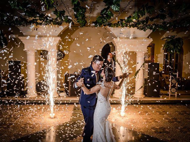 El matrimonio de Sara y Juan Pablo en Cali, Valle del Cauca 42