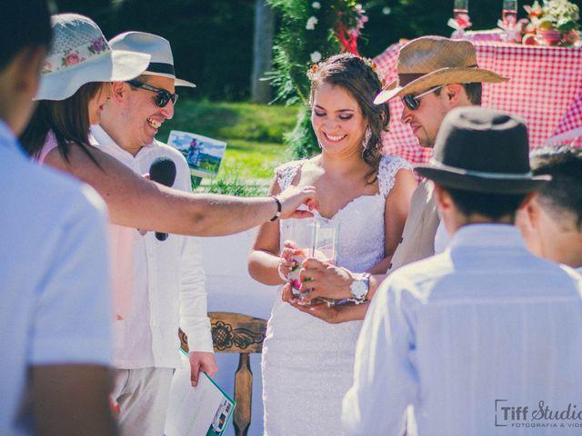 El matrimonio de Sandra y Marco en Junín, Cundinamarca 4