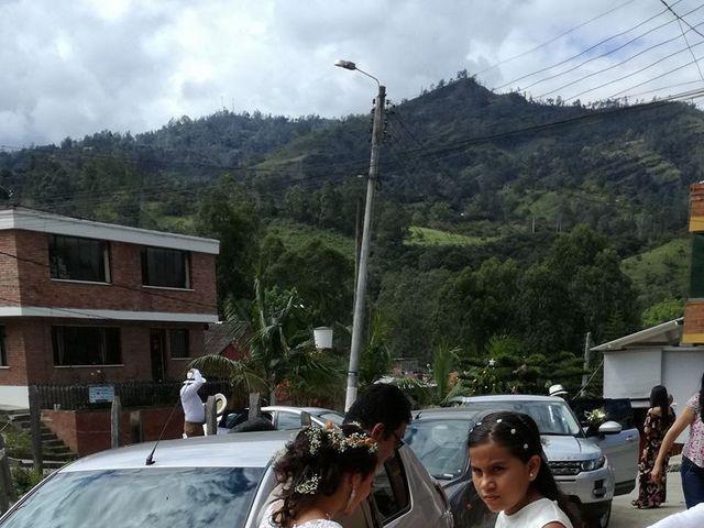 El matrimonio de Sandra y Marco en Junín, Cundinamarca 8