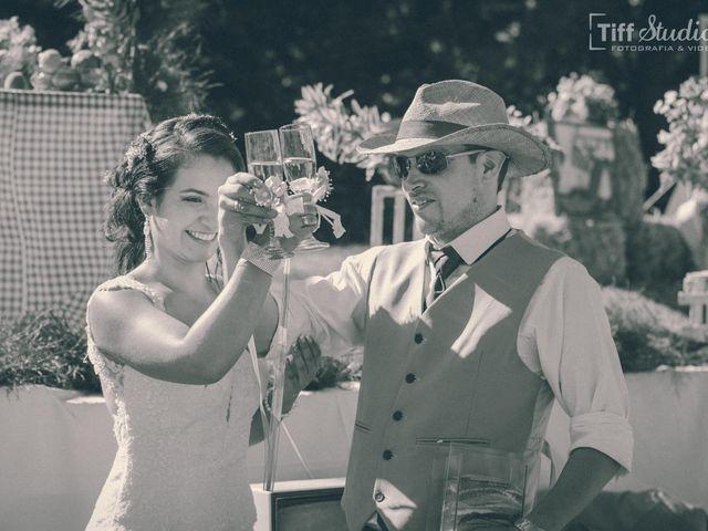El matrimonio de Sandra y Marco en Junín, Cundinamarca 11