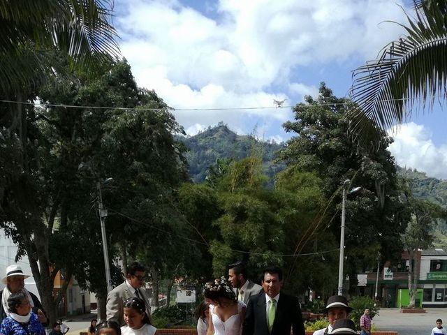 El matrimonio de Sandra y Marco en Junín, Cundinamarca 13