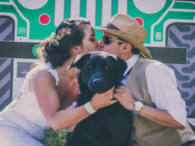 El matrimonio de Sandra y Marco en Junín, Cundinamarca 14