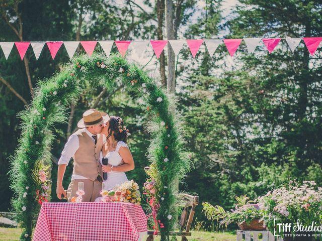 El matrimonio de Sandra y Marco en Junín, Cundinamarca 15