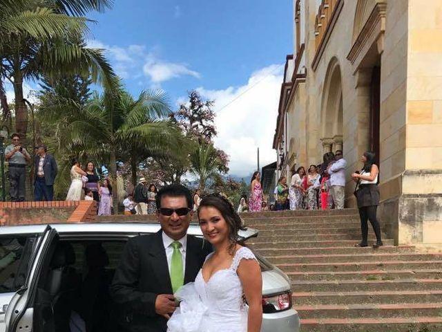 El matrimonio de Sandra y Marco en Junín, Cundinamarca 36