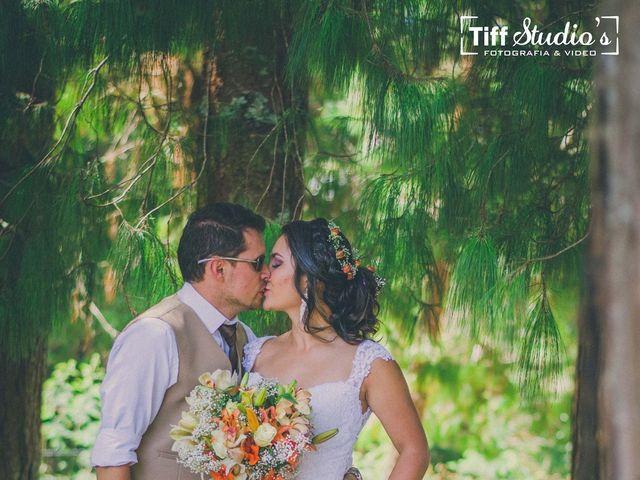 El matrimonio de Sandra y Marco en Junín, Cundinamarca 44