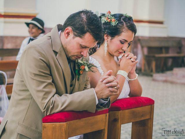 El matrimonio de Sandra y Marco en Junín, Cundinamarca 46