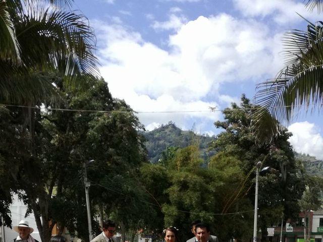 El matrimonio de Sandra y Marco en Junín, Cundinamarca 47