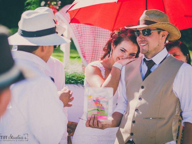 El matrimonio de Sandra y Marco en Junín, Cundinamarca 50