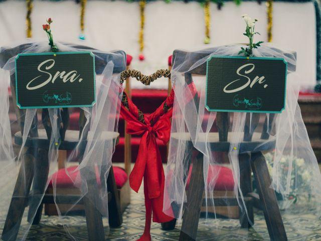 El matrimonio de Sandra y Marco en Junín, Cundinamarca 67