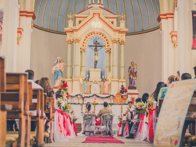 El matrimonio de Sandra y Marco en Junín, Cundinamarca 73