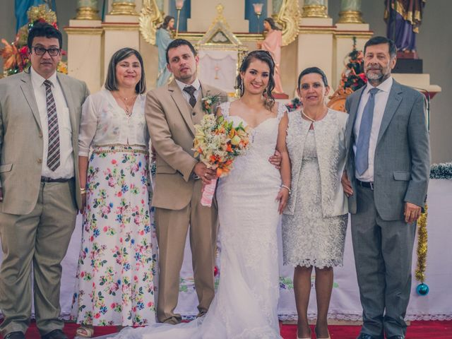 El matrimonio de Sandra y Marco en Junín, Cundinamarca 75