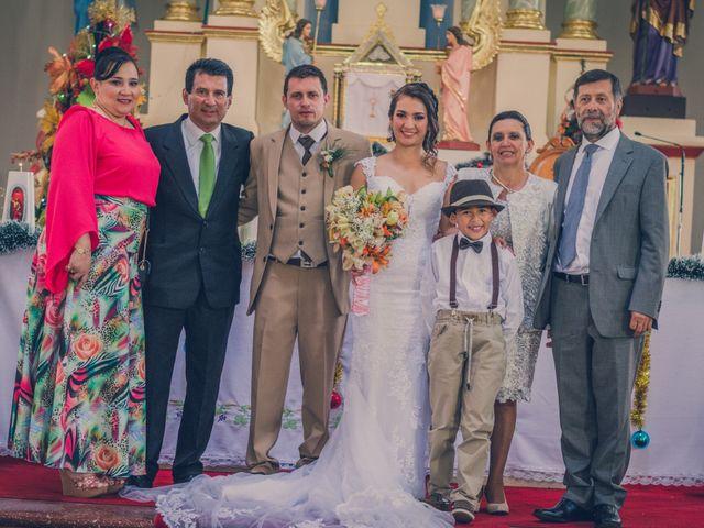 El matrimonio de Sandra y Marco en Junín, Cundinamarca 76