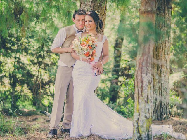 El matrimonio de Sandra y Marco en Junín, Cundinamarca 92