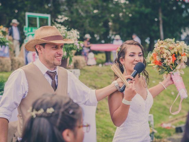 El matrimonio de Sandra y Marco en Junín, Cundinamarca 101