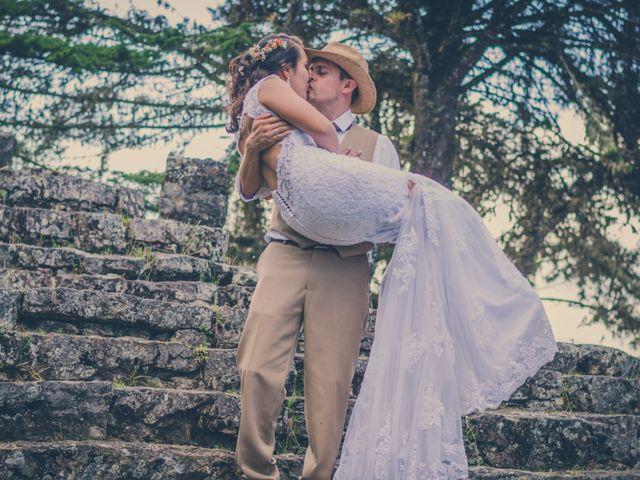 El matrimonio de Sandra y Marco en Junín, Cundinamarca 103