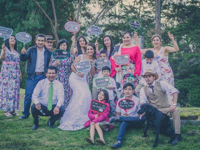 El matrimonio de Sandra y Marco en Junín, Cundinamarca 106