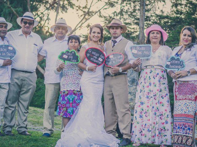 El matrimonio de Sandra y Marco en Junín, Cundinamarca 107