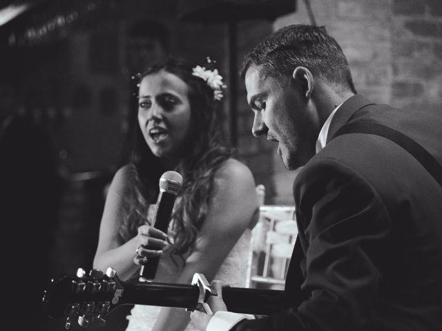 El matrimonio de Nathalia y Thomas
