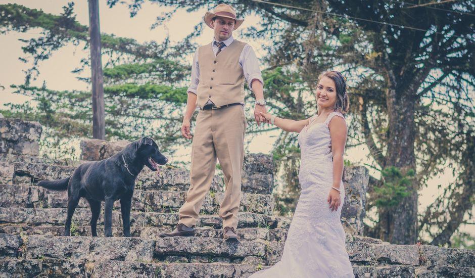 El matrimonio de Sandra y Marco en Junín, Cundinamarca