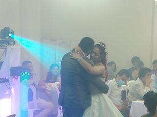 El matrimonio de Maritza  y Andrés Felipe  3
