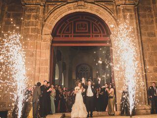 El matrimonio de Laura y Miguel  2
