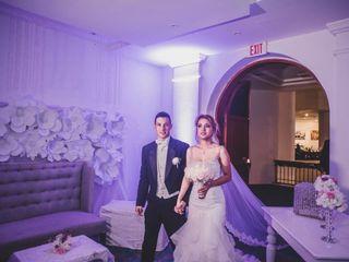 El matrimonio de Laura y Miguel