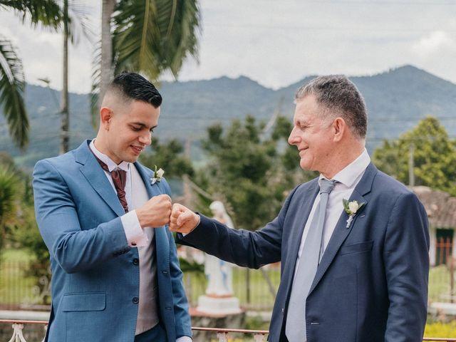 El matrimonio de Felipe y Andrea en Medellín, Antioquia 64