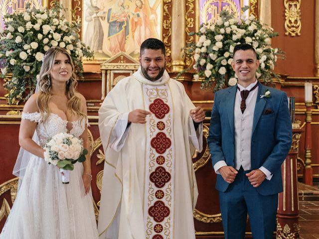 El matrimonio de Felipe y Andrea en Medellín, Antioquia 80
