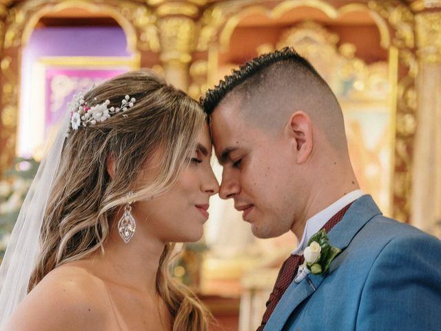 El matrimonio de Felipe y Andrea en Medellín, Antioquia 81