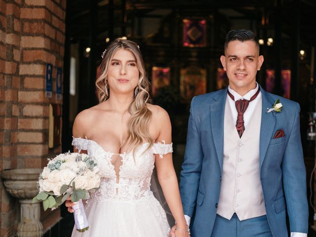 El matrimonio de Felipe y Andrea en Medellín, Antioquia 83