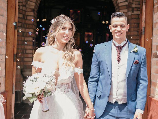El matrimonio de Felipe y Andrea en Medellín, Antioquia 85