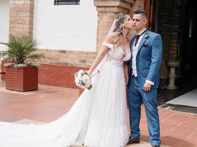 El matrimonio de Felipe y Andrea en Medellín, Antioquia 87