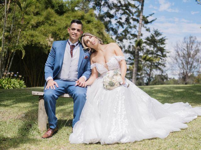 El matrimonio de Felipe y Andrea en Medellín, Antioquia 96