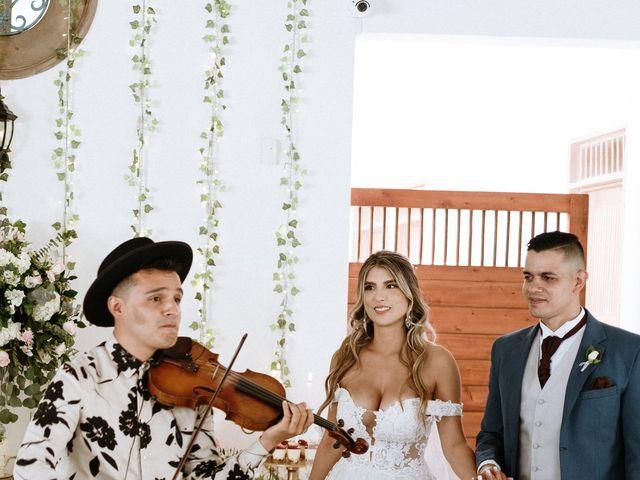 El matrimonio de Felipe y Andrea en Medellín, Antioquia 136