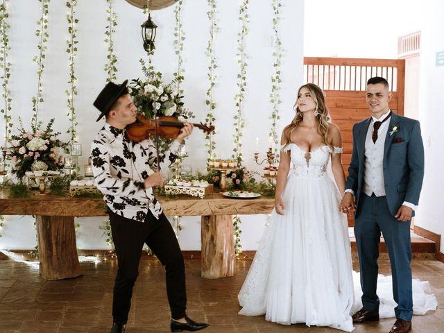 El matrimonio de Felipe y Andrea en Medellín, Antioquia 137