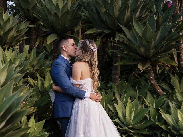 El matrimonio de Felipe y Andrea en Medellín, Antioquia 166