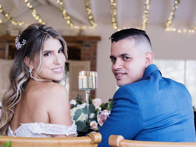 El matrimonio de Felipe y Andrea en Medellín, Antioquia 189