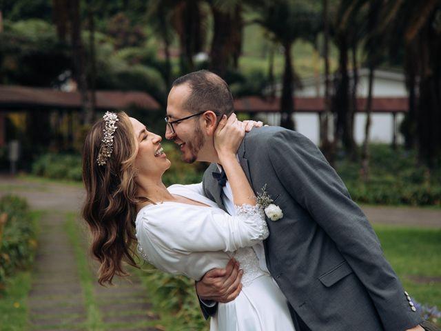 El matrimonio de Carlos y Libia en Manizales, Caldas 8