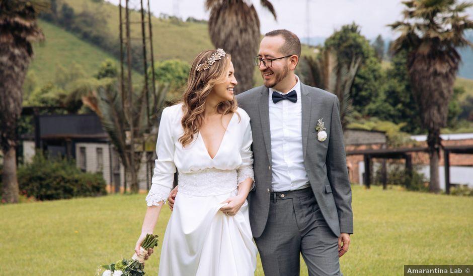 El matrimonio de Carlos y Libia en Manizales, Caldas