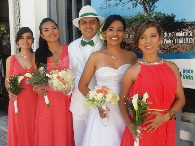 El matrimonio de Juan Sebastián  y Diana  en Girardot, Cundinamarca 8