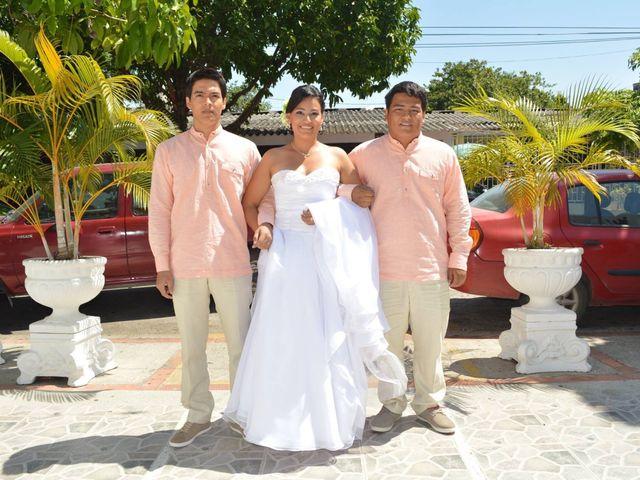 El matrimonio de Juan Sebastián  y Diana  en Girardot, Cundinamarca 2