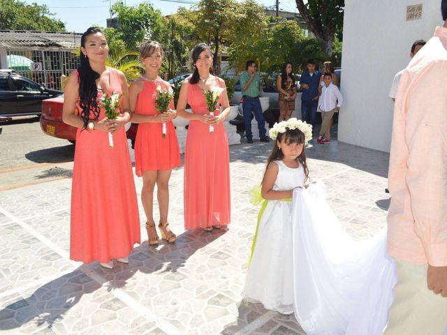 El matrimonio de Juan Sebastián  y Diana  en Girardot, Cundinamarca 16