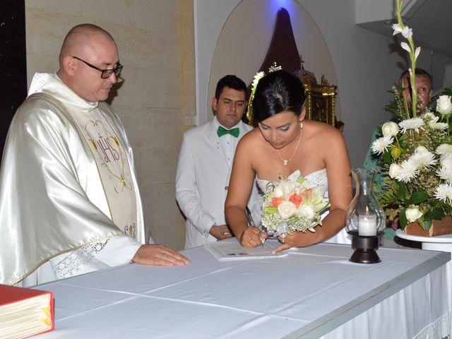 El matrimonio de Juan Sebastián  y Diana  en Girardot, Cundinamarca 20