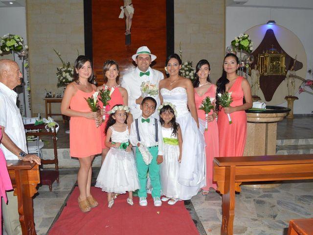 El matrimonio de Juan Sebastián  y Diana  en Girardot, Cundinamarca 25