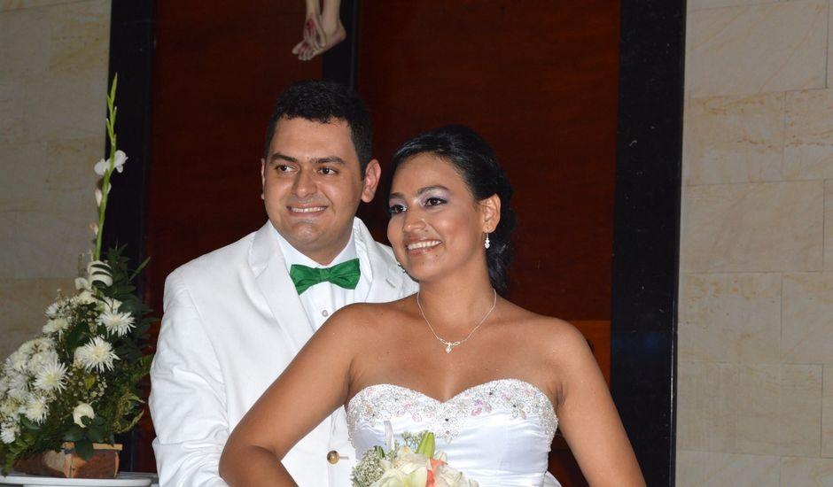 El matrimonio de Juan Sebastián  y Diana  en Girardot, Cundinamarca