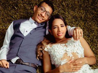 El matrimonio de Margarita y Andrés