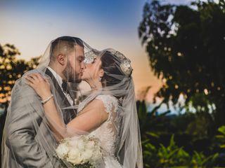 El matrimonio de Diana y Juan