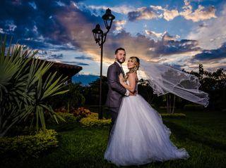 El matrimonio de Alexis y Paola